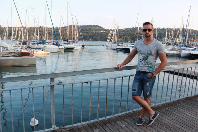 Відпочинок на озері Del Garda у Італії