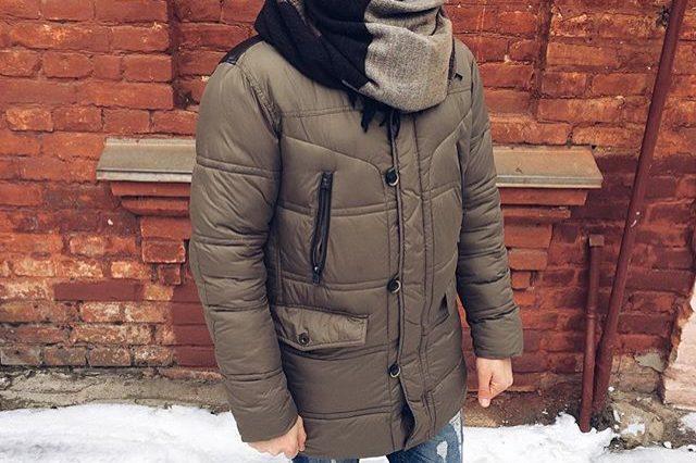 Зимовий Look