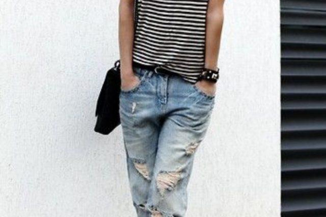 джинси бойфренди