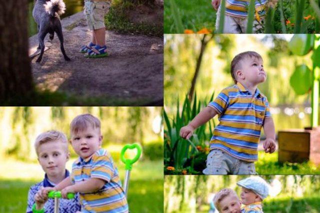 Дітки Ольги Кроки