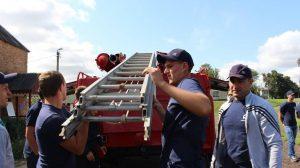 добровольці-вогнеборці