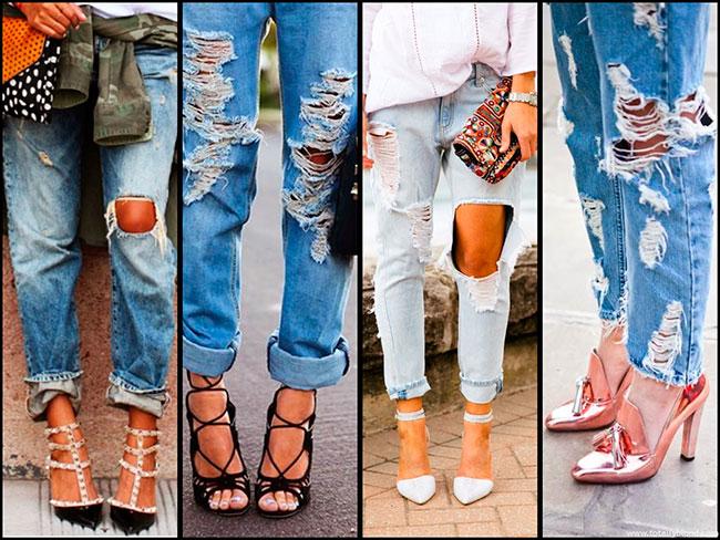 Як красиво порвати джинси в домашніх умовах? LIGHT - сайт для яскравих людей