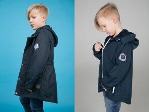 Опт детских курток в Одессе