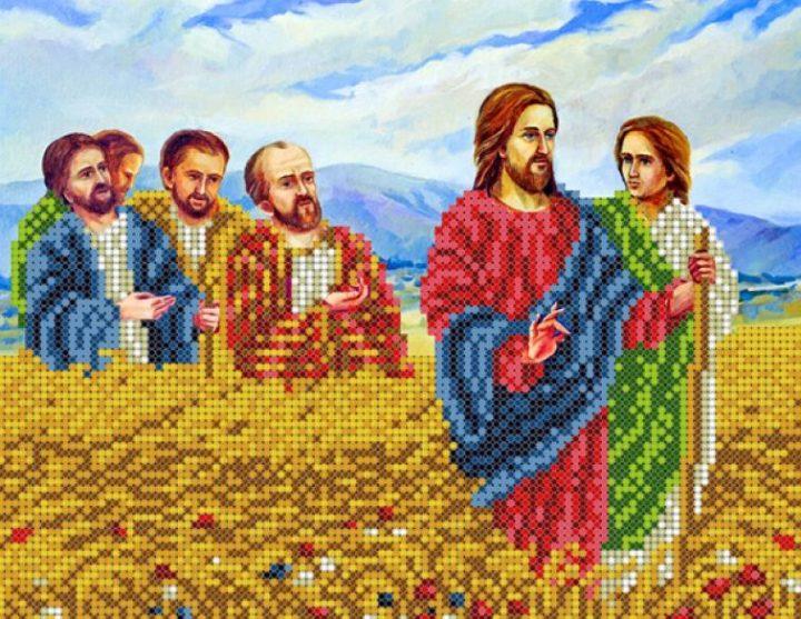 Вишивка Отче наш
