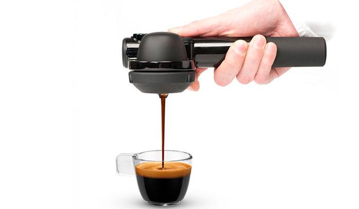 Ручные кофеварки