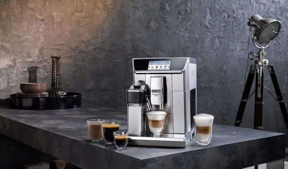 Автоматические кофемашины для зернового кофе