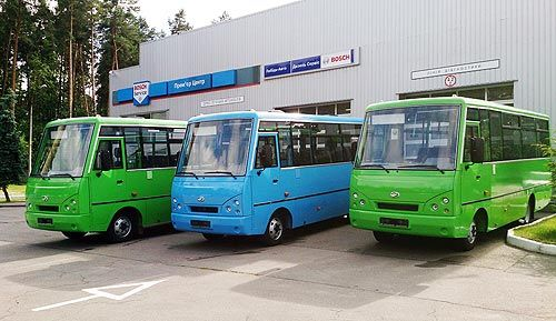 Коммерческие автомобили ZAZ