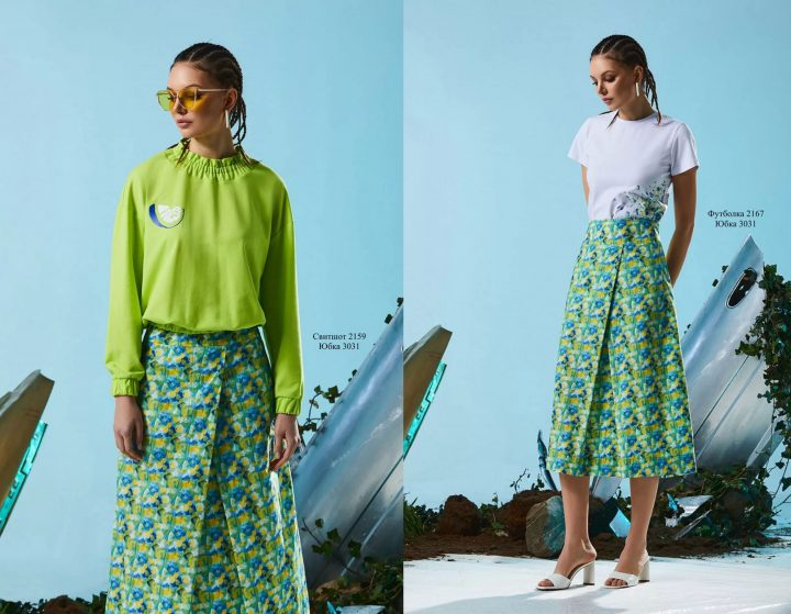 Модная одежда из Белоруссии